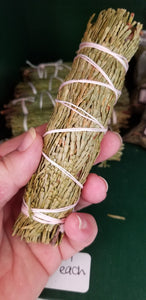 "Smudges - Cedar Smudge Stick 5 "" L small"