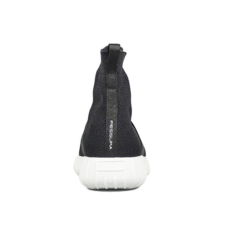Dinghy Knit black and white