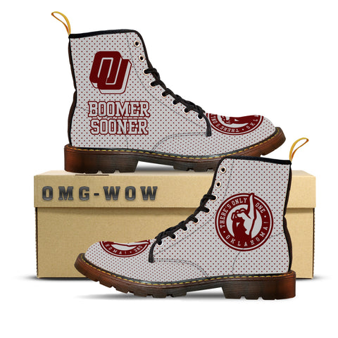 OS Awesome Canvas Boots