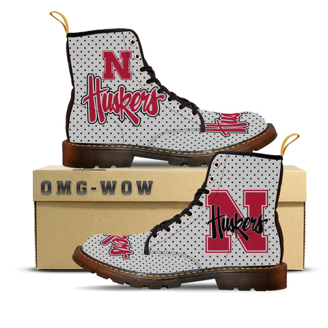 NC Awesome Canvas Boots