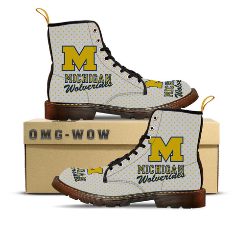 MW Awesome Canvas Boots