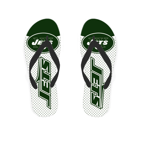 NYJ Awesome Flip Flops