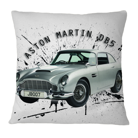 Aston Martin DB5 Pillow