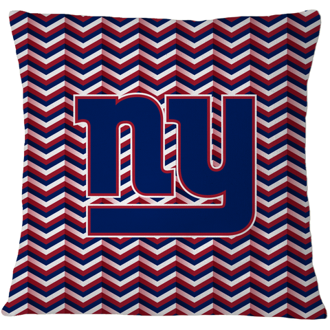 NYG Fabulous Pillow