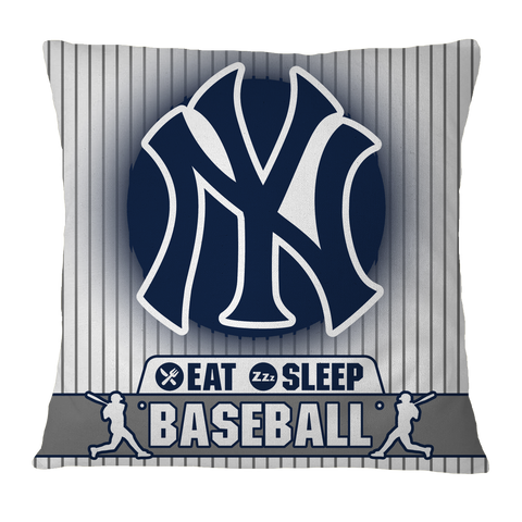 NYY Pillow