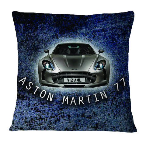 Aston Martin 77 Pillow