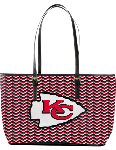 KC Fabulous Large Leather Tote