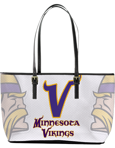MV Awesome Large Leather Tote