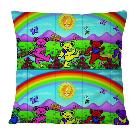 Grateful Dead Pillow