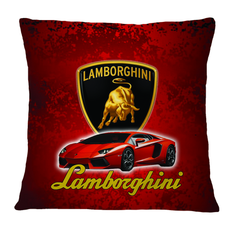 Lamborghini Aventador LP 700 Pillow
