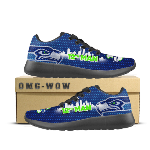 SS 12th Man Sneakers