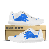 DL White Sneakers