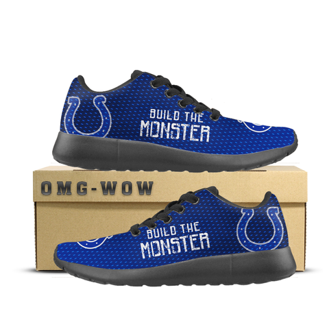 IC BUILD THE MONSTER Sneakers