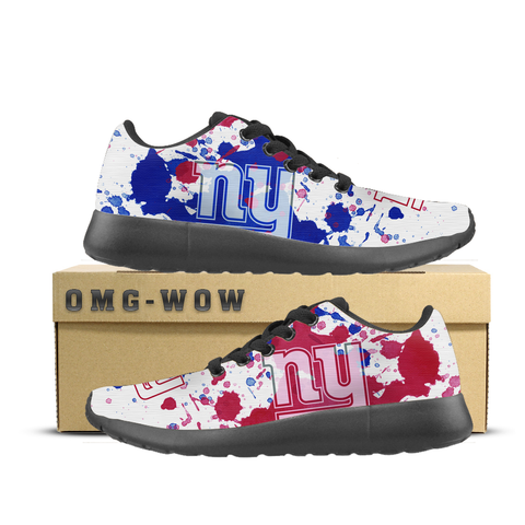 NYG Splash Sneakers