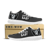 OR Just Win Baby Sneakers