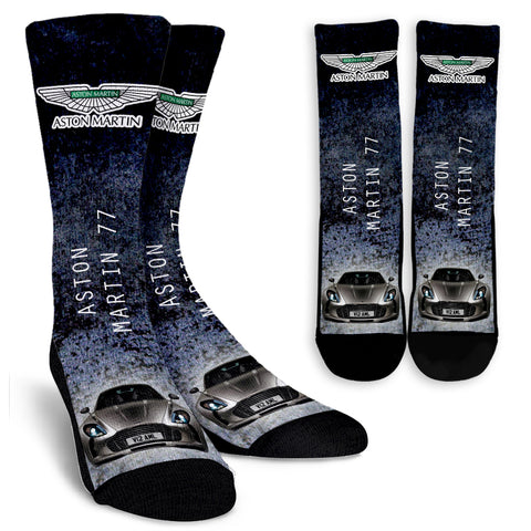 Aston Martin 77 Socks