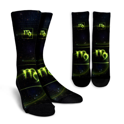 Virgo Amazing Socks