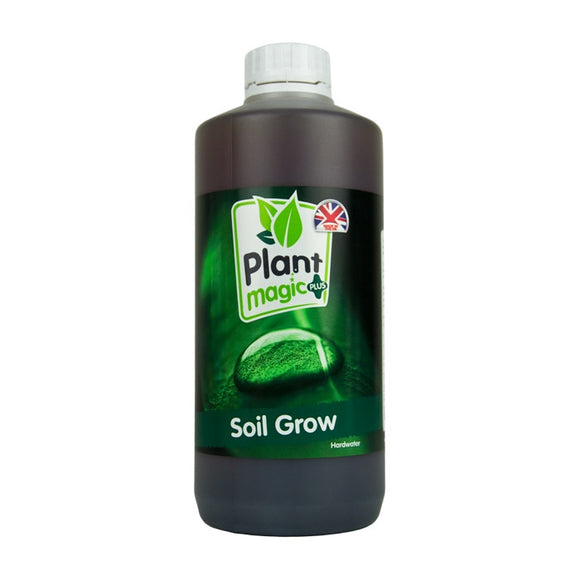 Plant Magic Soil Grow and Bloom (HARD WATER)