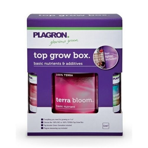 Plagron Terra Top Grow Box