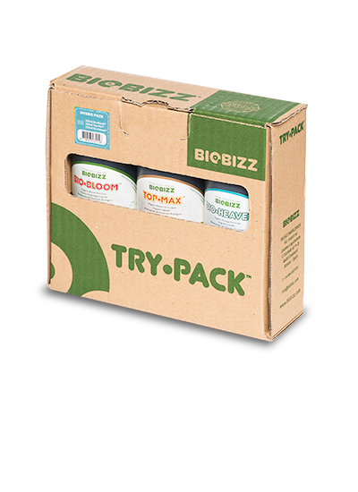 Biobizz. Hydro Try Pack