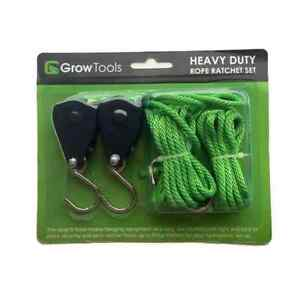 Grow Tools Rope Ratchet (68kg)