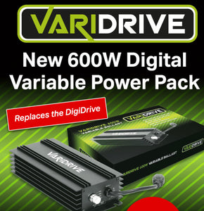 Varidrive 600w Variable Power Pack