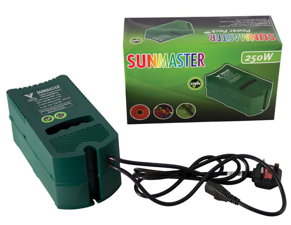Sunmaster Compact Power Pack