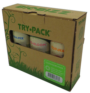 Biobizz. Outdoor Try Pack