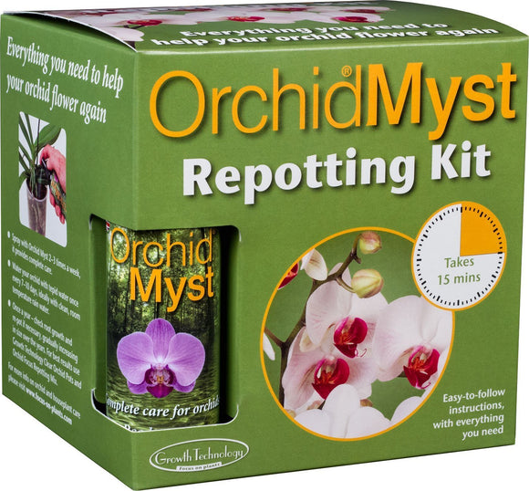 GT Orchid Myst Repotting Kit