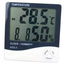 SMART GROW THERMOMETER/HYGROMETER