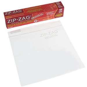 Zip-Zag Smell Proof Bags