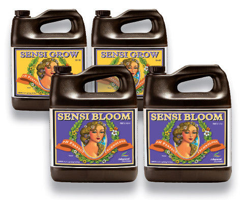 ADVANCED NUTRIENTS  Sensi Grow and Bloom