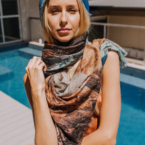The Spa Scarf