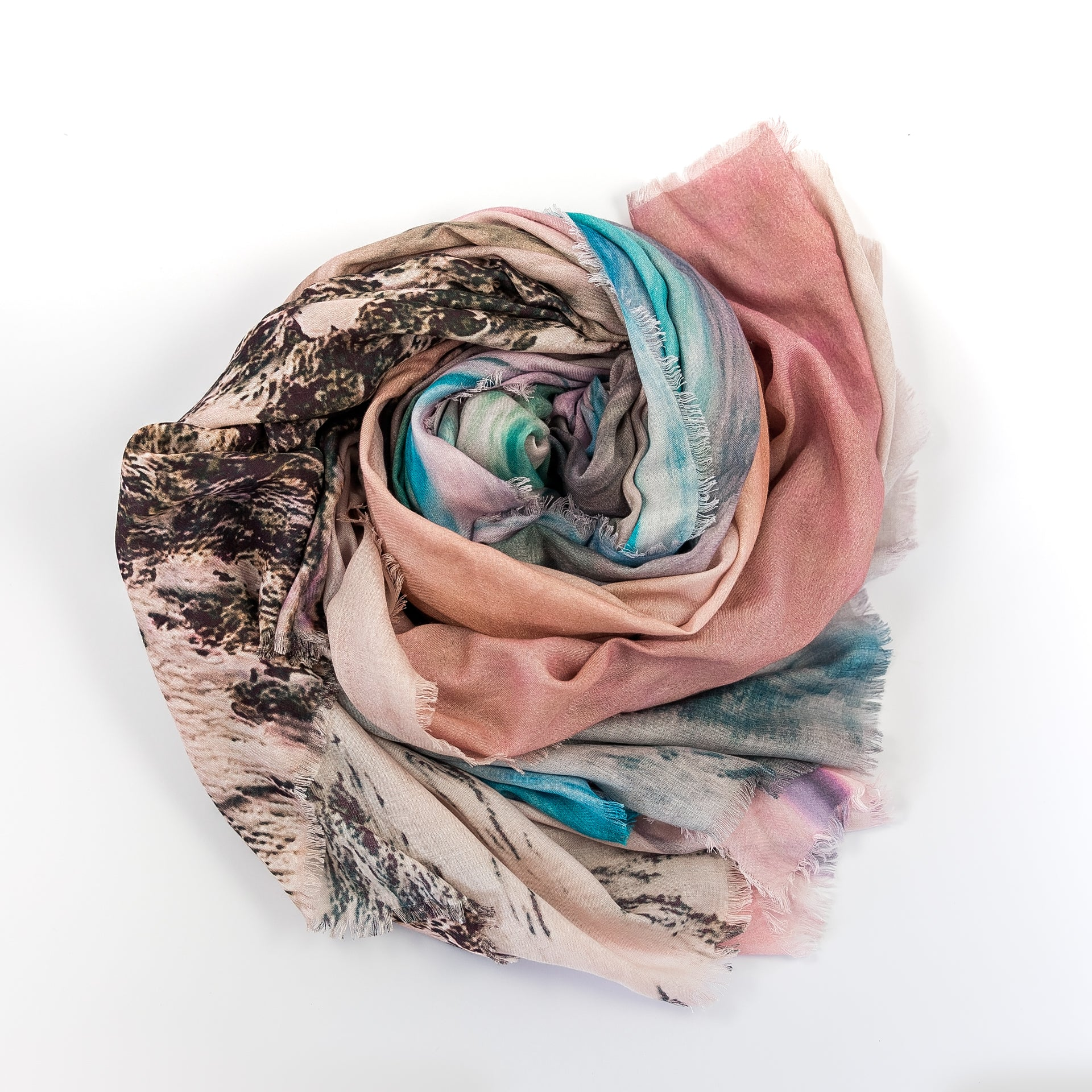 Sunset Lagoon Scarf // SOLD OUT