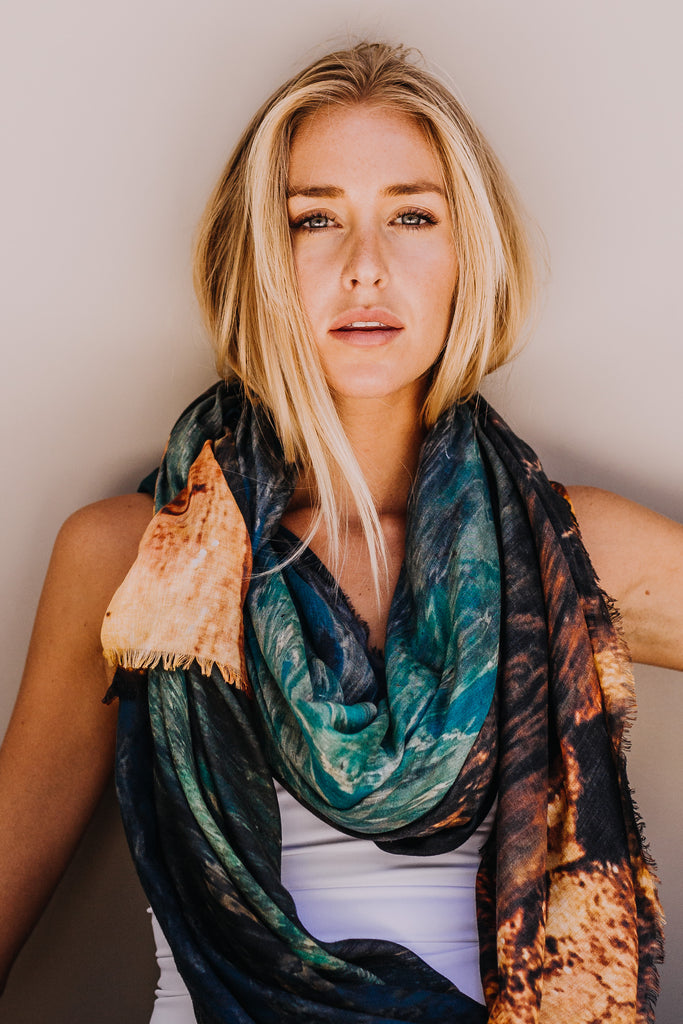 Wild And Free Scarf - SOLD OUT
