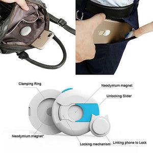 Image result for Anti-theft Pocket Lock