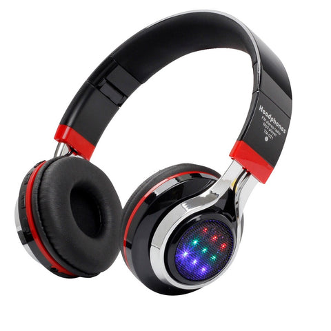 Bluetooth wireless gamers superbass best quality best price LED Litht for Computer PS4 Game