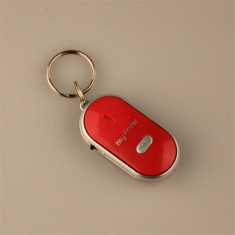 wireless whistle key finder key chains led light led flashlight for christmas kids child gift custom logo hot style wholesales