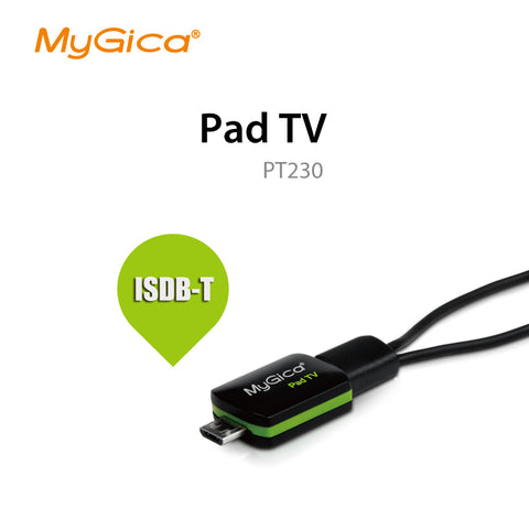 Android Phone/Pad PT230 usb tv tuner