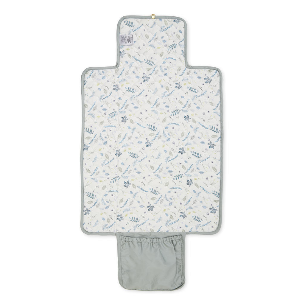 Cam Cam Changing Mat - Misty Green