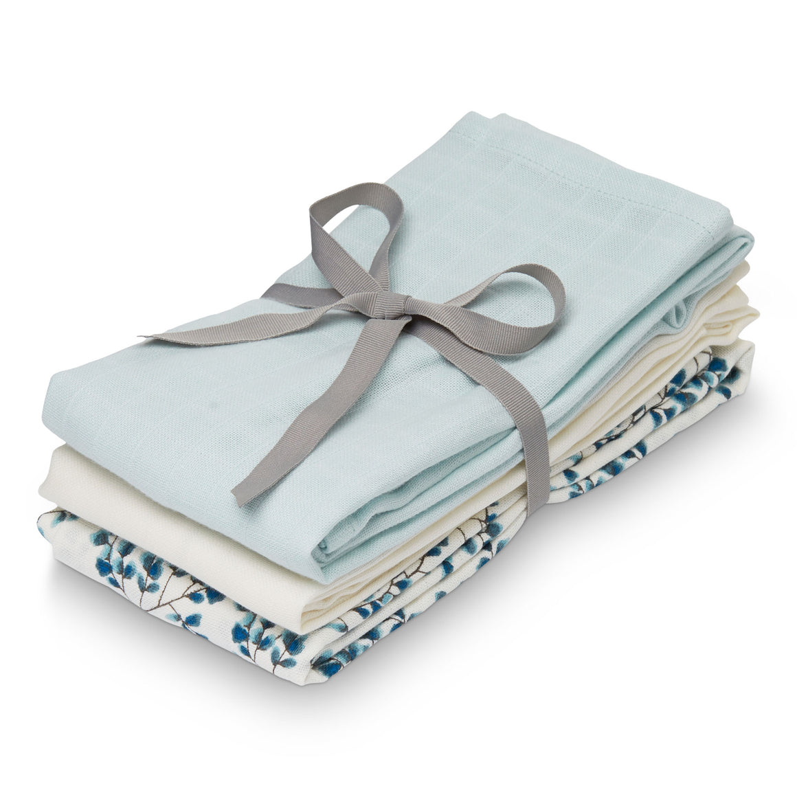 Cam Cam muslin cloths 3 pack - Fiori Mix