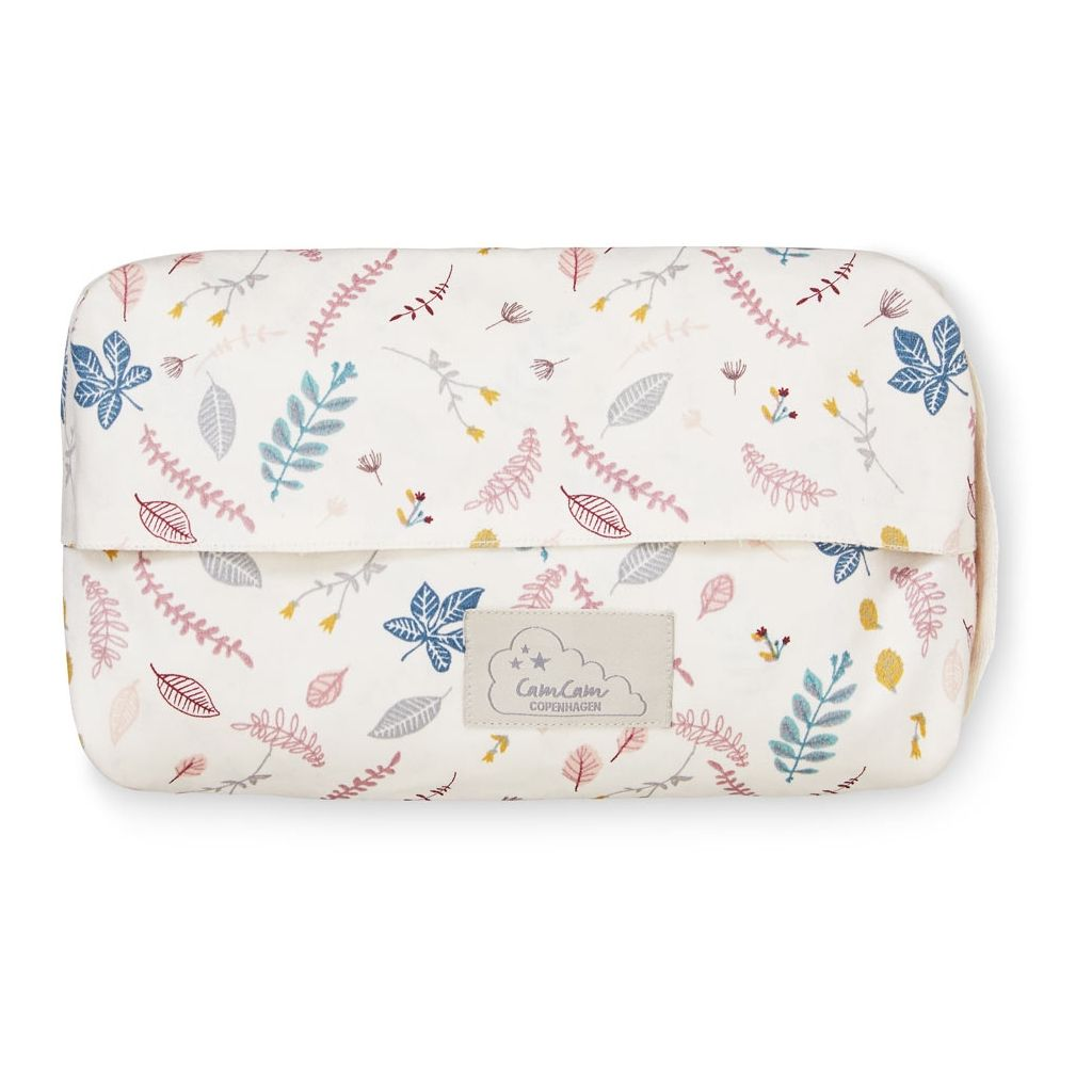 Cam Cam Wet Wipe Cover - Pressed Leaves Pink