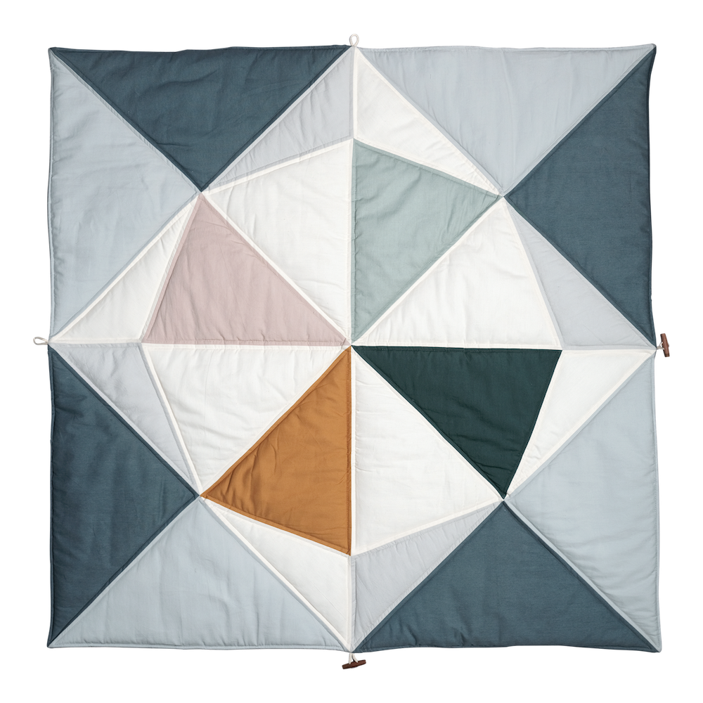 Fabelab Folding Ship Quilt & Playmat