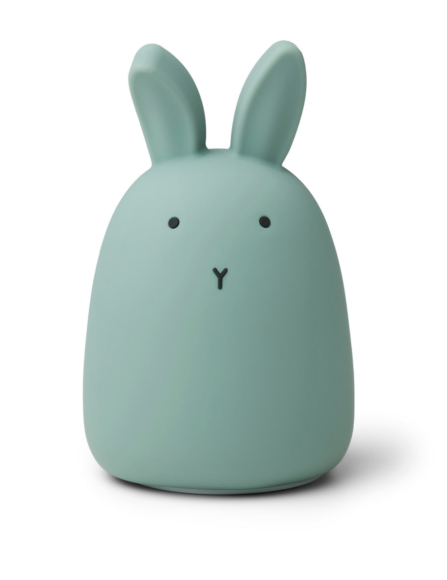 Liewood Winston Night Light -Rabbit Peppermint