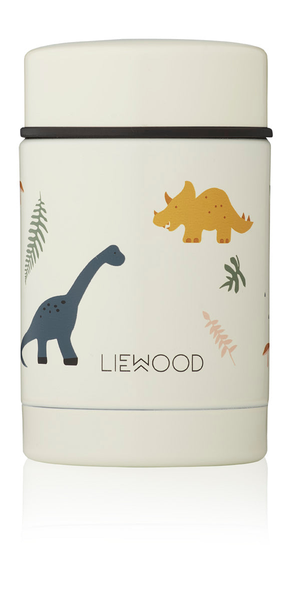 Liewood Nadja Food Jar - Dino Mix