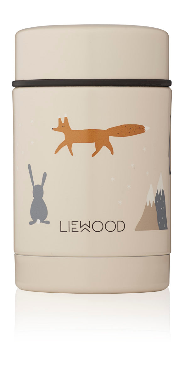 Liewood Nadja Food Jar - Arctic Mix