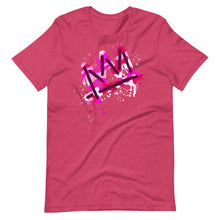 Pink Camo Crown T-Shirt