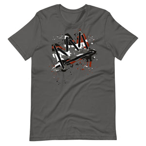 Red Camo Crown T-Shirt