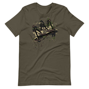 Camo Crown T-Shirt