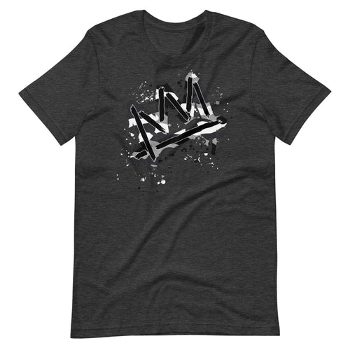 Black Camo Crown T-Shirt